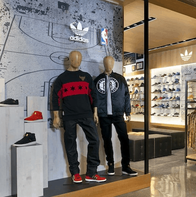 adidas Originals Collective Retail Design
